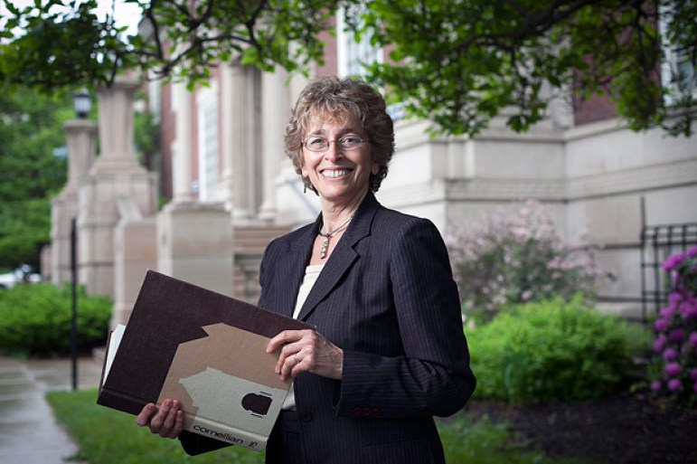 Democrat Martha Robertson, chair of the Tompkins County Legislature, said she and others were surprised that no policy existed within the police department in response to the county's sanctuary legislation.
