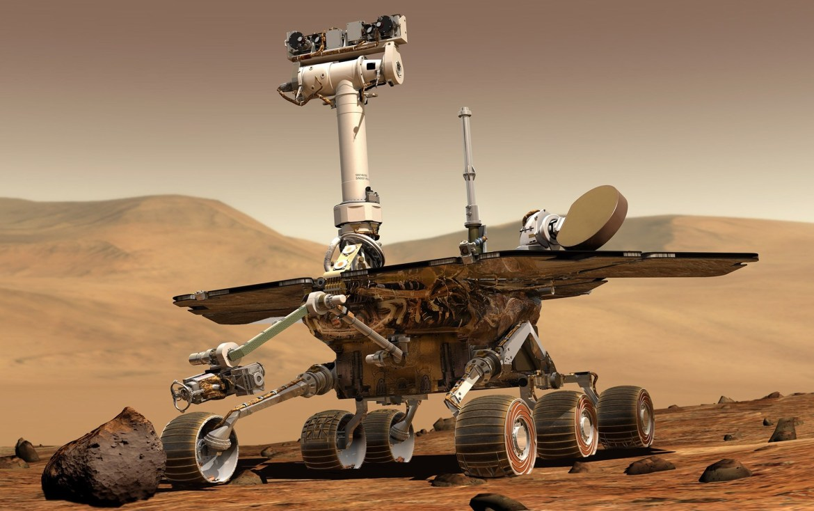 NASA officially declared the Opportunity rover dead after months of no response from the craft.