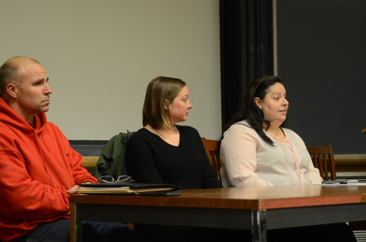 Housing panel addresses common issues related to housing on Friday.