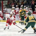 If Cornell beats Princeton, the Red will face Colgate or Clarkson for the ECAC championship.