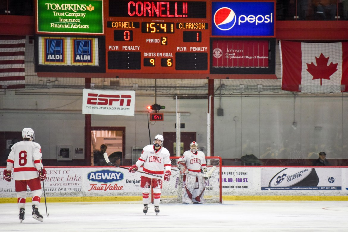 Despite a disappointing loss in the ECAC final, the Red is primed for a run at the national championship.