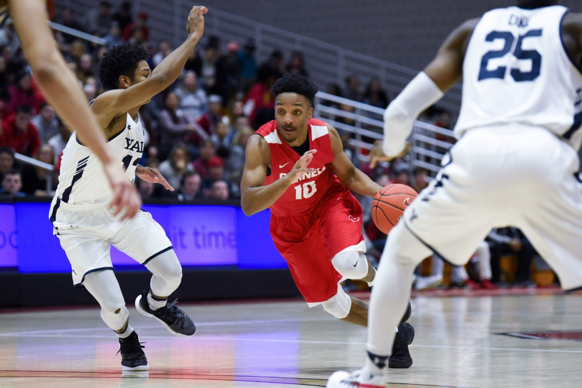Cornell has dropped five consecutive league contests.