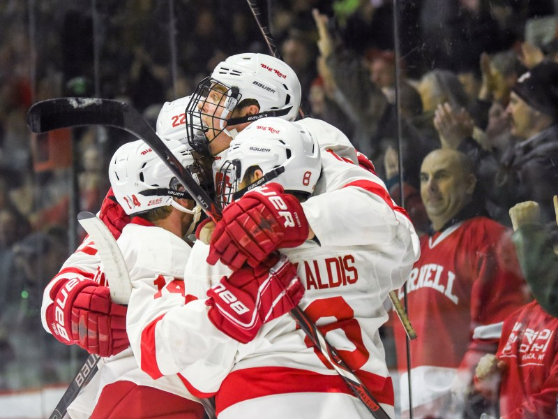 Cornell is heading back to ECAC Championship weekend.