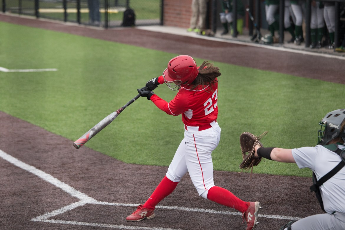 Cornell softball's 1-8 start isn't discouraging the team as they get ready to begin Ivy play in a week and a half.