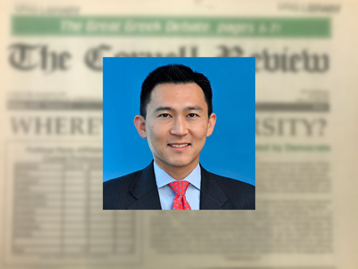 "Democrats have criticized the writings of Kenneth Lee '97 as ""inflammatory."" Lee was nominated for the 9th Circuit Court of Appeals."