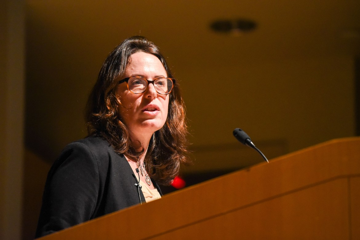Maggie Haberman, White House correspondent for The New York Times, initially pursued creative writing instead of journalism.