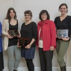 Cornell community members were honored on March 12 for their work supporting women.
