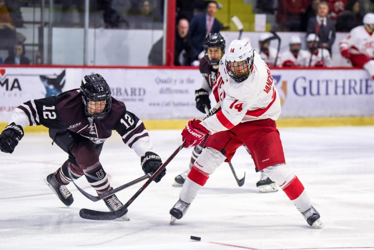 Cornell went 2-0 in games against Union this season.