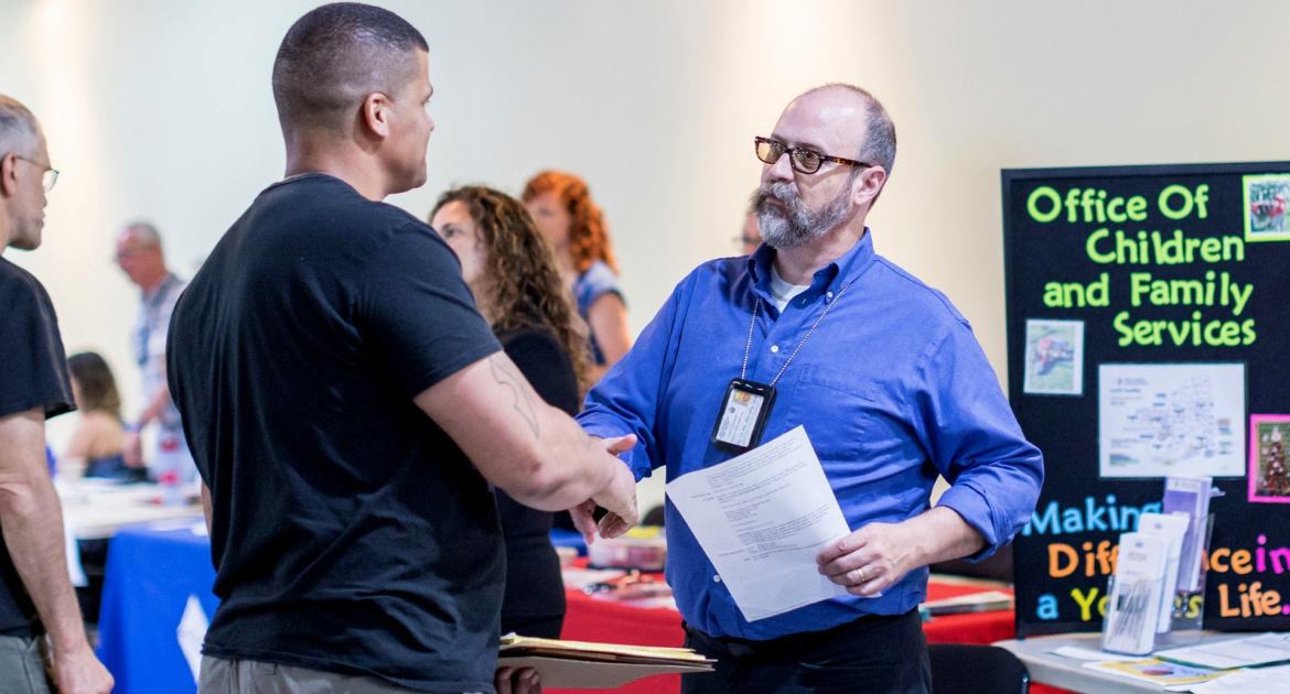 This year's Beyond the Box Networking and Job Fair aims to have 50 attending groups. Last year's fair was attended by 35 groups.