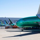A Boeing 737 MAX 8 plane at the Boeing plant in Renton, Wash., March 20, 2019. After the crash of a Lion Air Boeing 737 Max 8 jet in Indonesia, information largely went unshared as involved parties went into a defensive crouch, a New York Times investigation found.