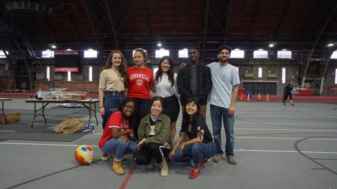 The second annual Culture Fest was held in Barton Hall on Sunday afternoon.