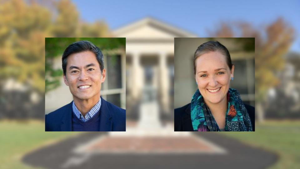 The College of Arts and Sciences appointed a new director and deputy director of admissions in late March.