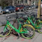 New electric scooters may be coming to campus in May to address issues with LimeBikes' manual pedaling and slow speed.