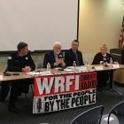 City officials and experts discussed the legalization of weed in Monday's panel.