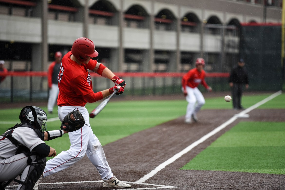 Cornell's bats have come alive, but the Red's offensive output has yet to translate to a winning record. Defensively, Cornell has failed to make it through an Ivy-League game without an error this season.