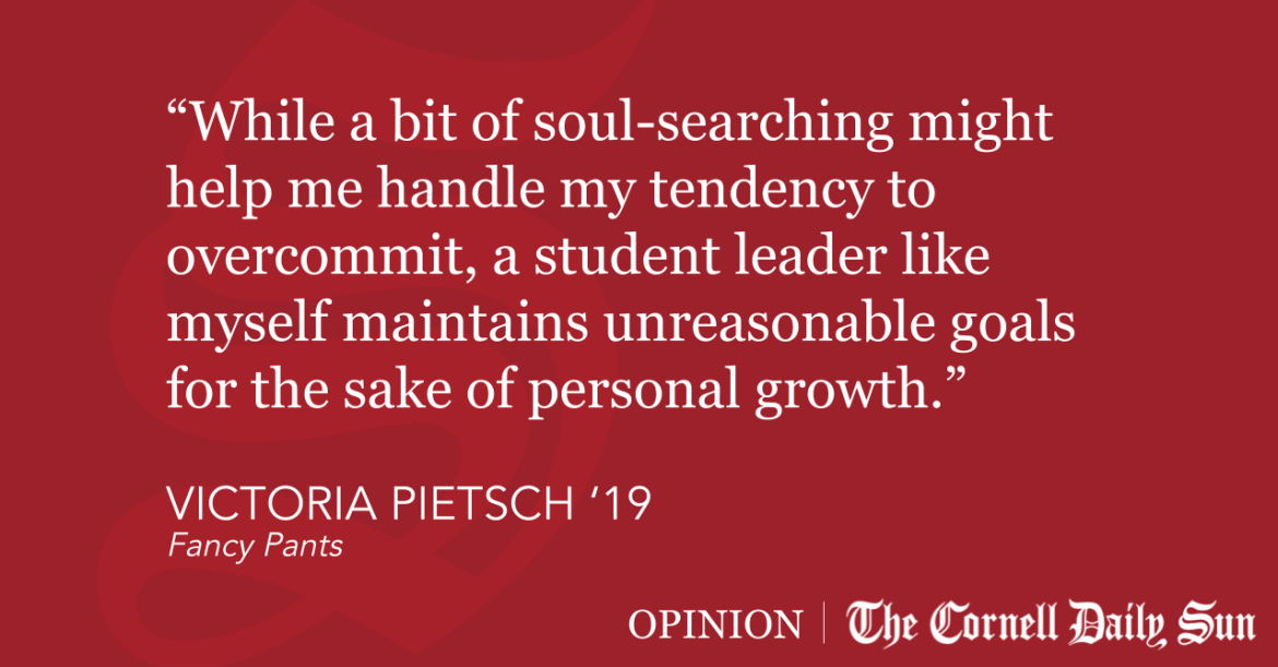 PIETSCH | The Reality of Student Leadership