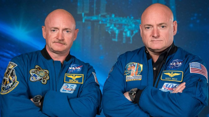 Differences between astronaut Scott Kelly and his twin, Mark Kelly, were analyzed in a study conducted in collaboration with Cornell researchers.