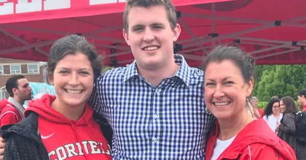 Ryan Maloney '20 suffered a spinal cord injury during the Fourth of July weekend.