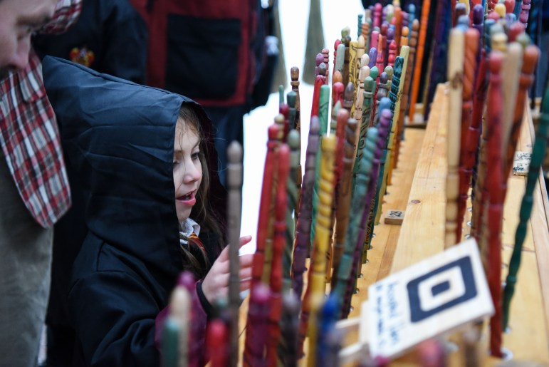 Get in the mood for Halloween with Wizarding Weekend, a fan-organized celebration of magical fantasies in downtown Ithaca. The festival, which takes place the weekend before Halloween, features food trucks, games and booths selling handcrafted wands, trinkets and accessories.
