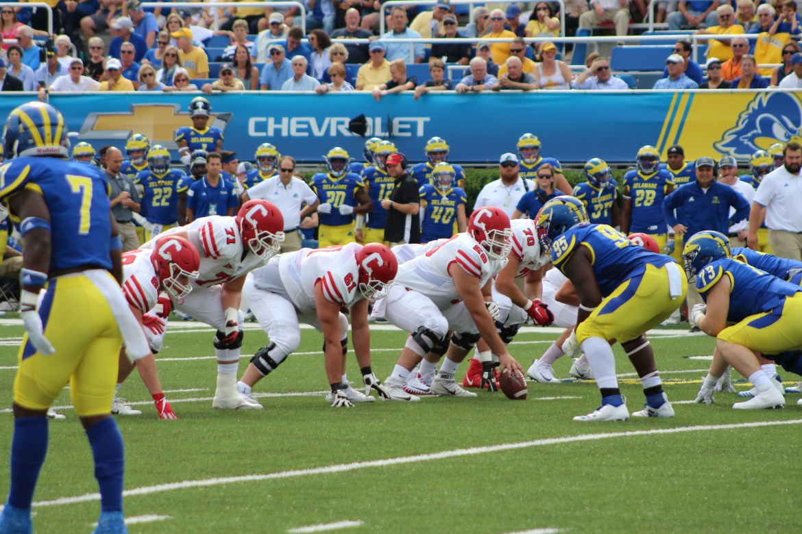 Most of Cornell's 2018 offensive line graduated, leaving younger players with chances to step up in 2019.