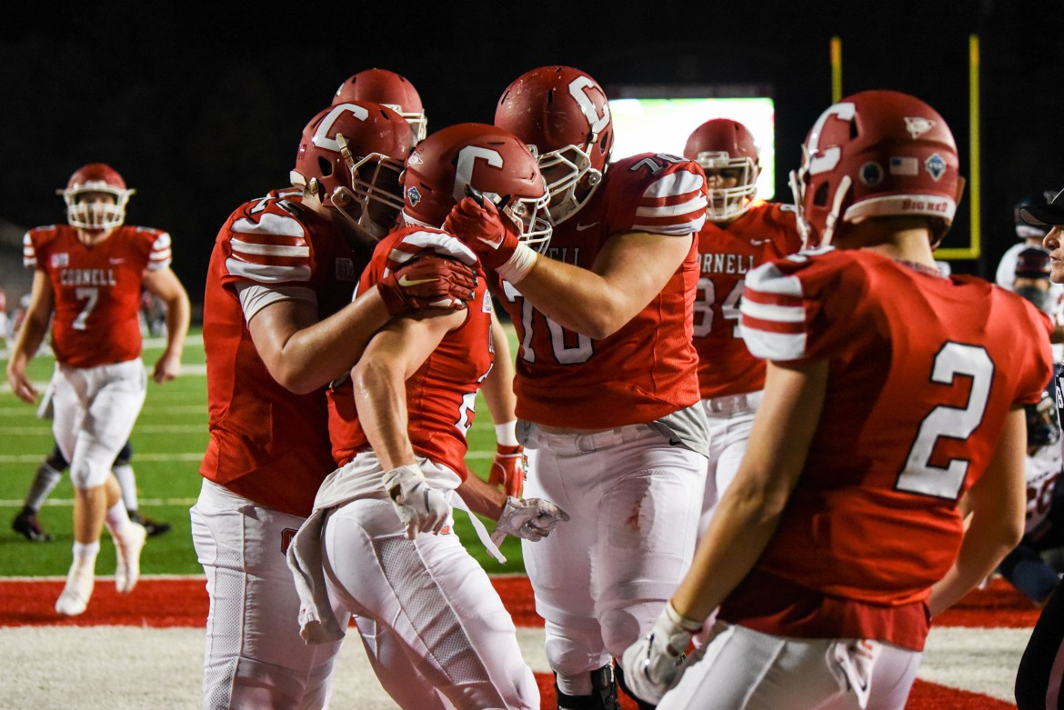 Cornell's football season is already playing out differently than it did in years past.