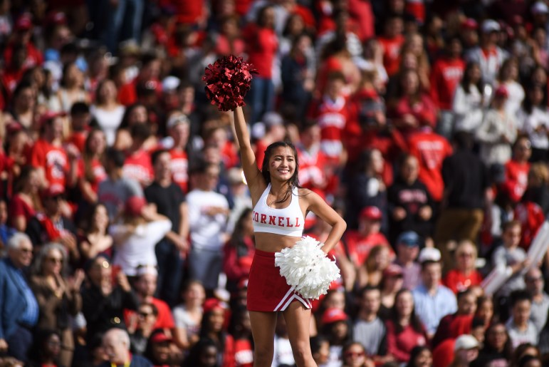 Cornell enters its Homecoming contest with a 1-1 record.