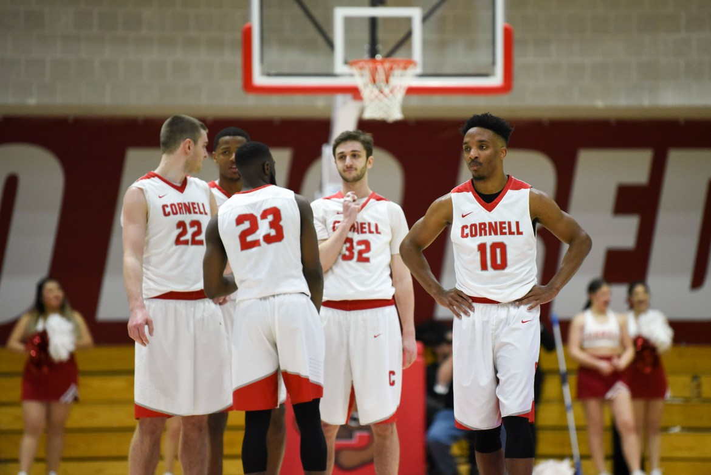 Cornell loses five seniors from last year's team, including perennial Ivy star Matt Morgan.