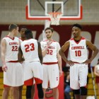 Cornell loses five seniors from last year's team, including perennial Ivy star Matt Morgan.