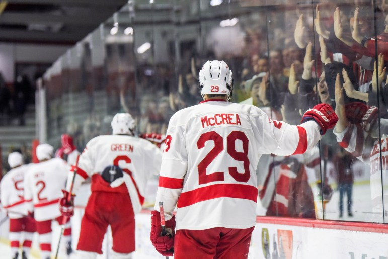 While Cornell has been known for its dominant bluelines, there are several holes that will need to be filled on defense.