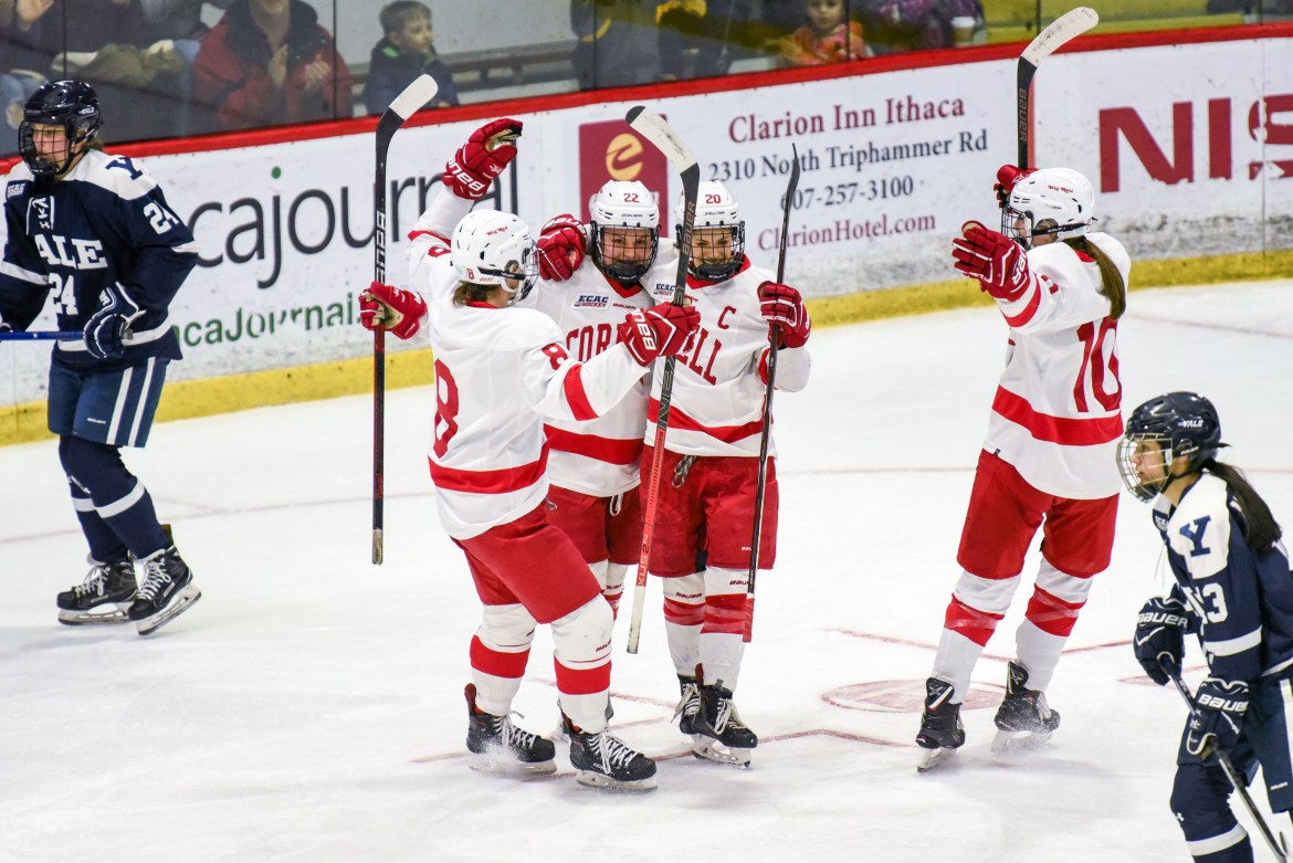 Cornell's season gets started on Friday.