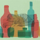 Some students on campus deal with Alcohol Use Disorder.