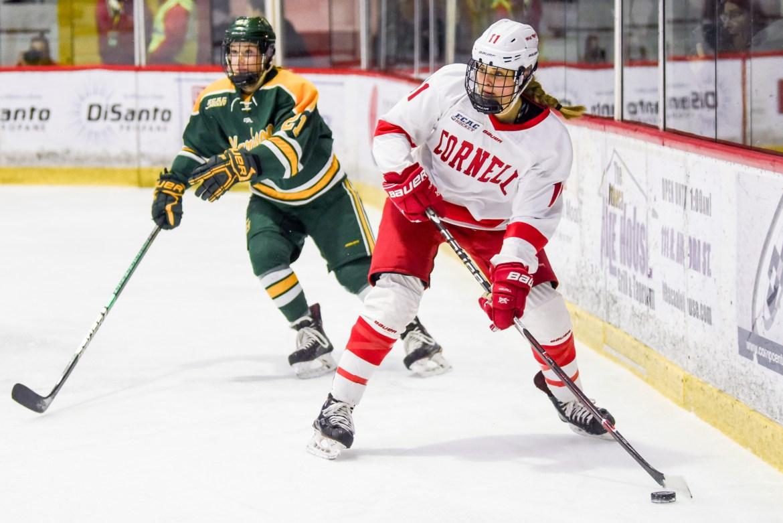 Women's hockey v. Clarkson on March 10th, 2019.