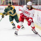 Women's hockey v. Clarkson on March 10th, 2019.