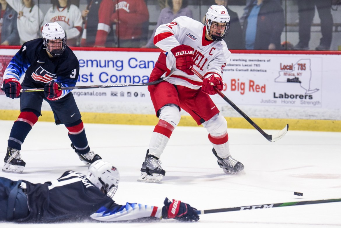 Two Ivy League rivals will come to Lynah Rink to take on the undefeated Red this weekend.