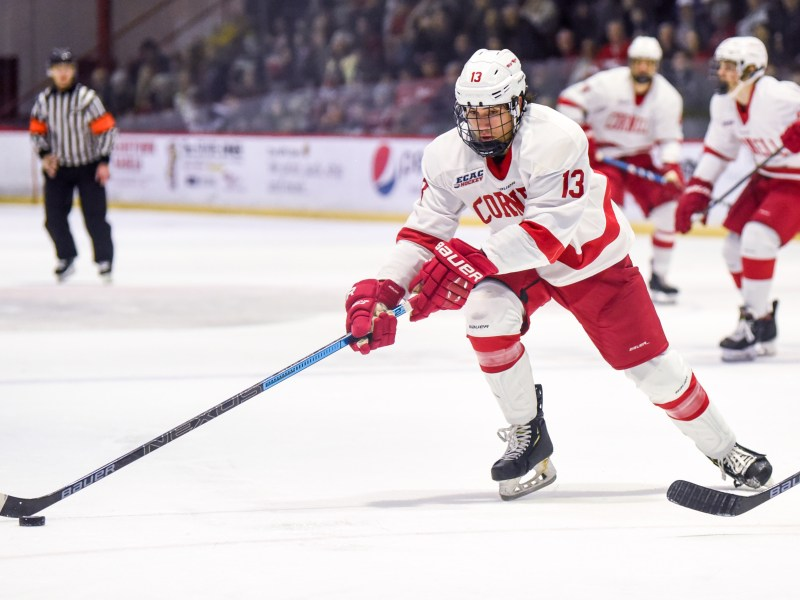 Cornell will seek revenge against Clarkson, the same team that beat the Red in last year's Whitelaw Cup.