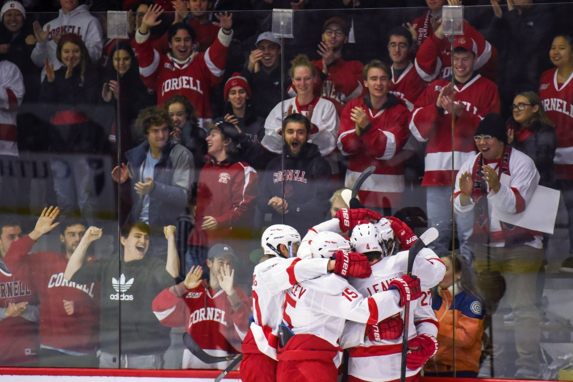 Cornell faces Quinnipiac and Princeton at Lynah Rink on Friday and Saturday.