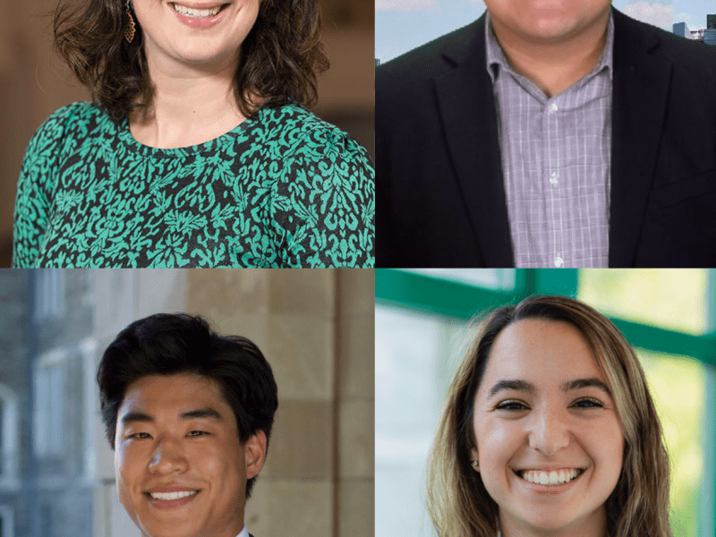 From making your viewing history private to crafting the perfect online brand, three Cornell students and a career services advisor share tips on how to make the best of an ever more important career platform.