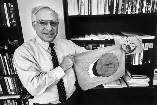 A giant in his field, Prof. Yervant Terzian had a prolific career that saw thousands of students inspired, dozens of awards won and the Cornell Astronomy Department reach new heights.