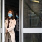 Some Cornell students have begun to wear masks to try and avoid catching the coronavirus.
