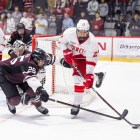 Despite a dominant start to the tilt, Cornell couldn't pull off a win on Saturday night.