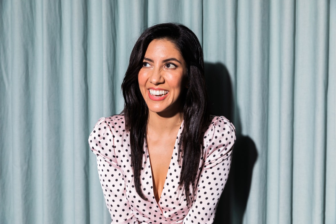 Stephanie Beatriz will answer questions from the audience at Bailey Hall on Friday, Feb. 14.
