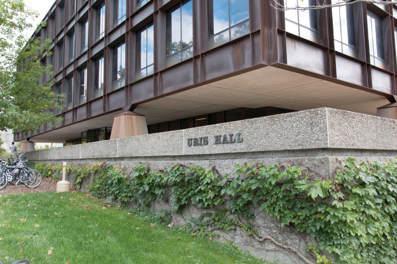 Uris Hall, site of the Einaudi Center for International Studies