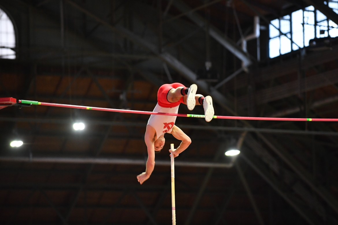 The Red impressed at another meet in the lead-up to the Ivy League Heptagonal Championships.