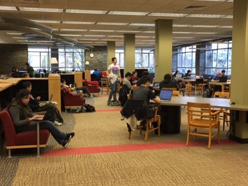 U Code plans to relocate to Carpenter Hall at Cornell