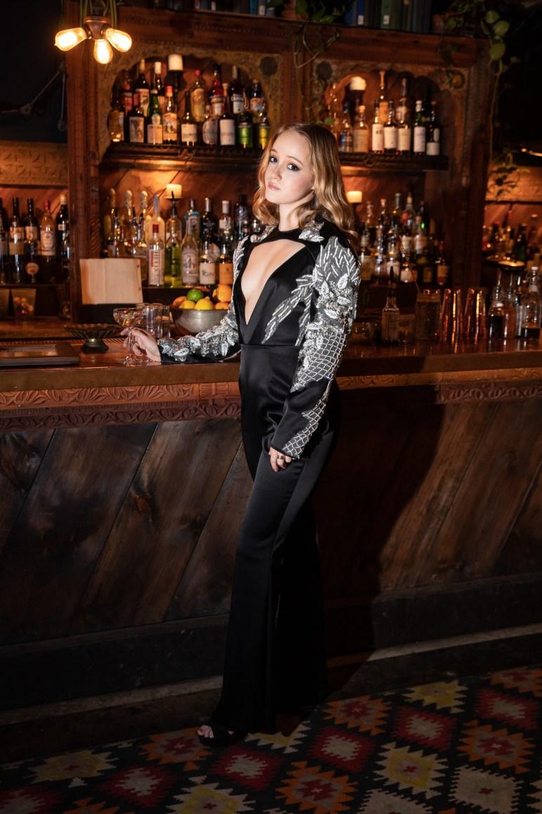 Model: Josephine Davis '20