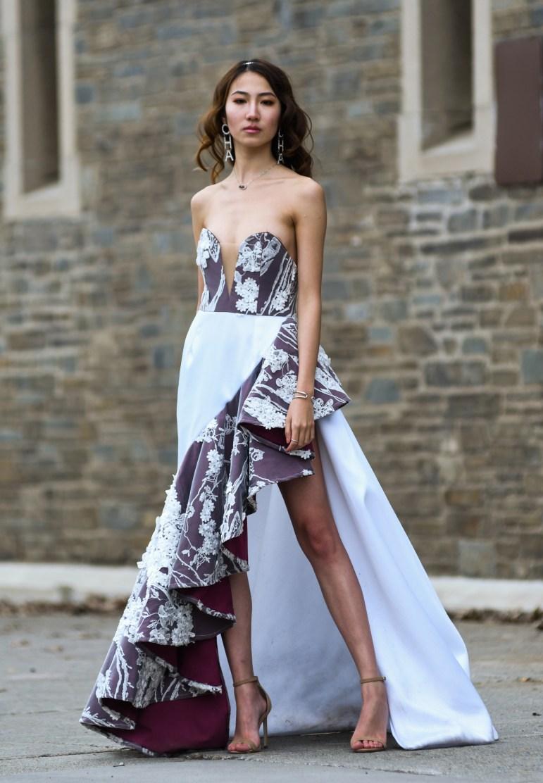 Cornell Fashion Collective Show Jillian Lawler