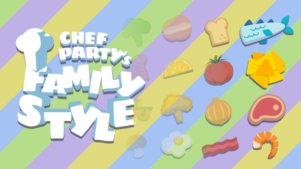 Image from Chef Party's Kickstarter
