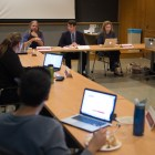 The University Assembly meets Sept. 5, 2017. The U.A. passed a resolution on Tuesday to place code of conduct revision efforts in the hands of Cornell's University Counsel.