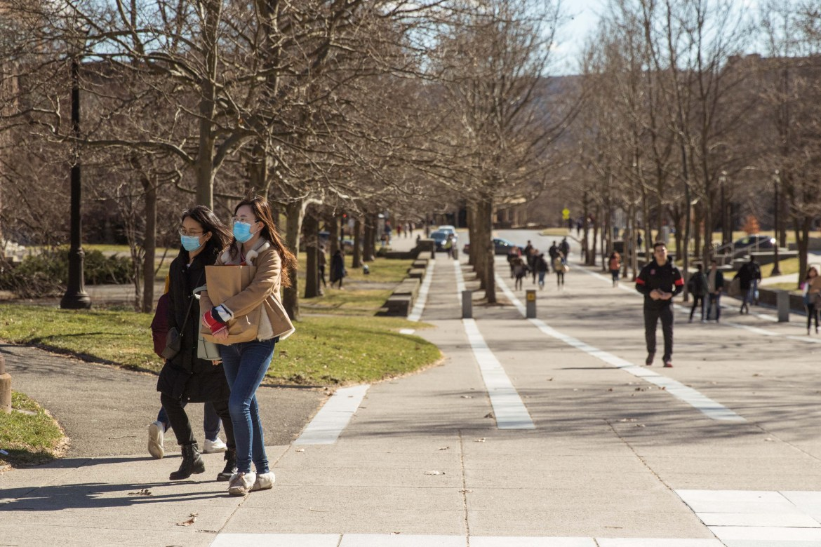 The Committee on Teaching Reactivation released a 97-page report on Monday, which includes recommendations such as mandating mask-wearing, widespread testing and continued social distancing.