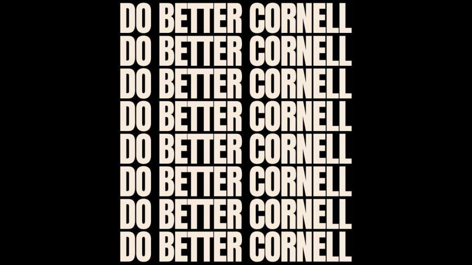 In under four hours, the petitions has received over 800 signatures after the organizers' social media blast using the hashtag #DoBetterCornell.